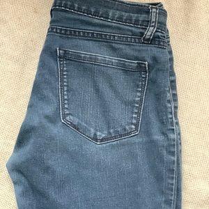 Size 27 banana republic skinny jeans